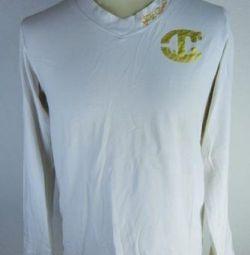 T-shirt με μακριά μανίκια μόνο Cavalli R.