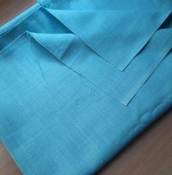 Ткань лен