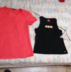 Μπλούζες, μπλουζάκια, φούτερ