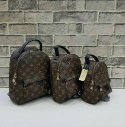 New female LV backpack