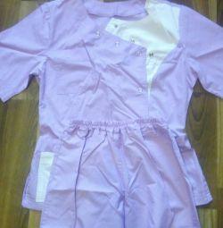 Hemşirelik üniforması