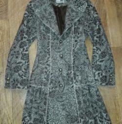 Όμορφο παλτό σ.40-42