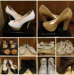 Shoe pack p.38 + gift