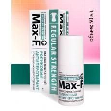 Antiperspirant Max-F 15%