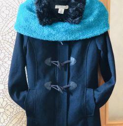 Пальто + снут (немного б/у)