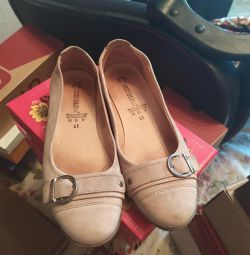 Ballet Shoes Tervolina