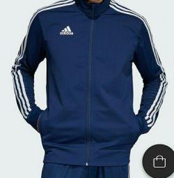 Adidas olympic sweater new large size