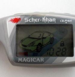 Keychain Scher-Khan Magicar 5 - NEW