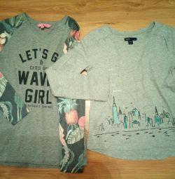 Tricouri de brand Gap Kids. 9-12 ani