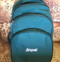 Backpack picnic stabilit pentru 4 persoane noi