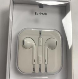 Căști EarPods iPhone MD827ZM / B alb