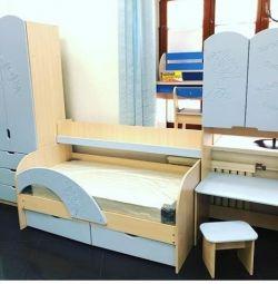 Vitamin-7 furniture set for children