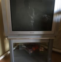 TV in a new condition, the price with a curbstone