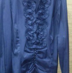 Vând bluza râului 50-56 în funcție de o figură