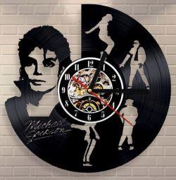 Παρακολουθήστε τον Michael Jackson. Τοίχου.