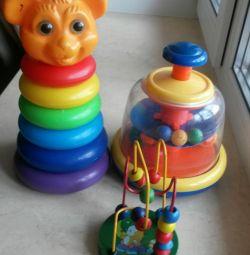 Συσκευασία παιχνιδιών
