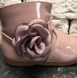 New boots Kapitoshka