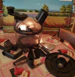 Vegetable Cutter Rocket Chef
