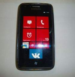 Samsung Omnia M GT-S7530 - Windows Phone