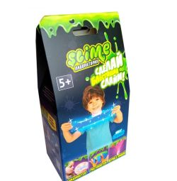 Small set for boys Slime blue