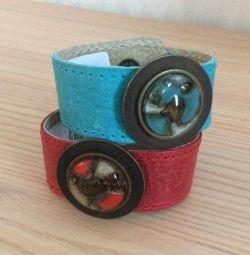 Cristalida bracelets