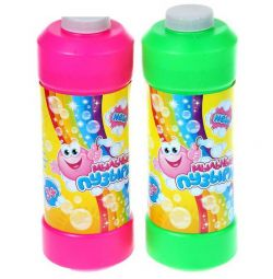 Soap bubbles, Soap solution, 1000 ml
