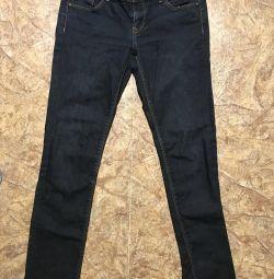 Jeans pentru țevi pentru femei