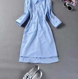 Φόρεμα με κοπές στο πίσω μέρος p.42 νέο