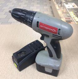 Drill-screwdriver Interskol DA-12ER-02