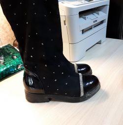 Super μπότες μόδας