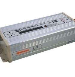 33.3 Ампера 12 в. 400W Для світлодіодних стрічок блок