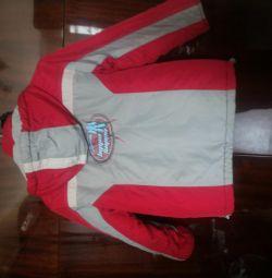 children's jacket, demi-season for a boy