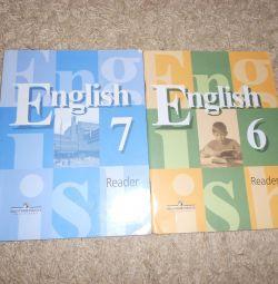 İngilizce okuyucular 6. ve 7. sınıflarda