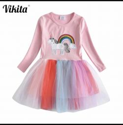 Baby dress new (1-3 years)