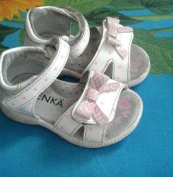 Sandale pentru fetiță