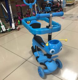 Scooters 7in1 new