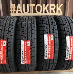 Winter tires R15 185 65 Bridgestone
