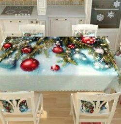Fete de masă de Anul Nou!