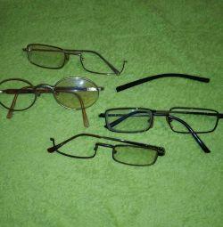 Запчастини для окулярів.