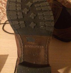 Ανδρικά μπότες