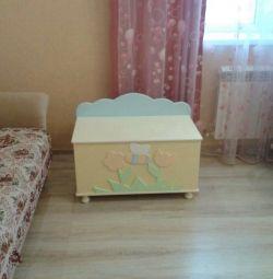 Cutie de jucărie