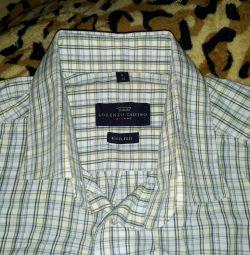 Мужская рубашка р. 50-52