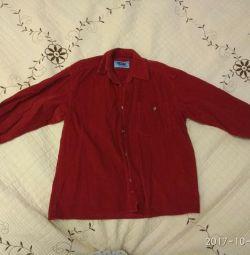 Shirt velvet p.116