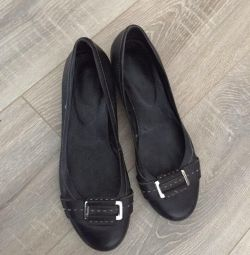 41 leather shoes