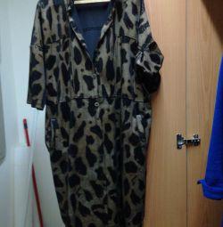 Платье-туника,туника двойная