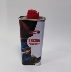 Бензин, кремни, Фитиль для зажигалок