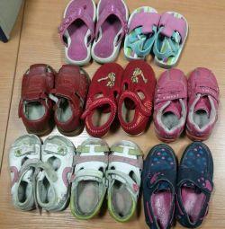 Παπούτσια για κορίτσια μεγέθους 22 έως 26 ετών