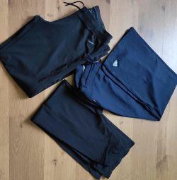 Pantaloni sport Nike, Adidas R. M femei