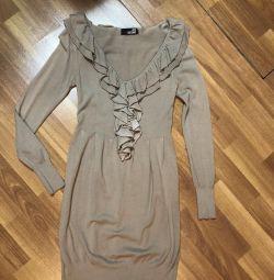 Elbise Aşk Moschino İtalya orijinal