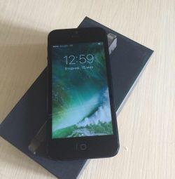 iPhone 5 Новый, оригинал